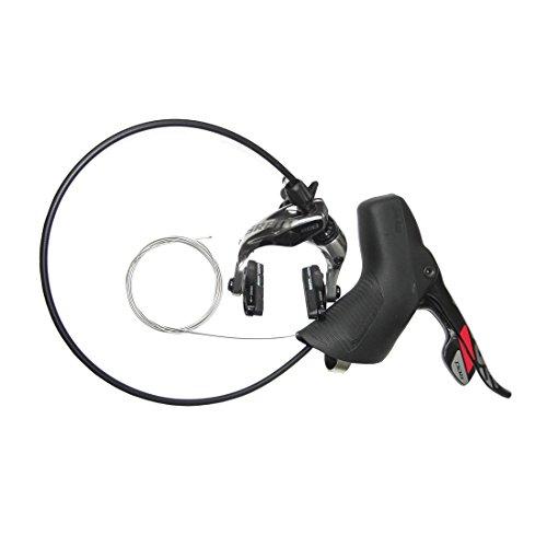 SRAM Wタップレバー油圧キャリパー RED22 RシフトFブレーキ (11S)