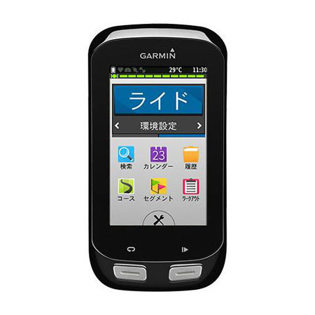 GARMIN EDGE1000J {RED/BLK}