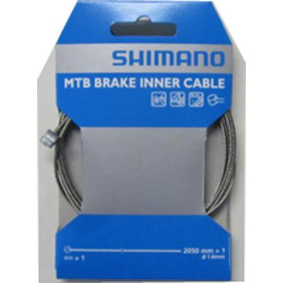 シマノ MTB SUSブレーキインナーケーブル (1.6X2050)