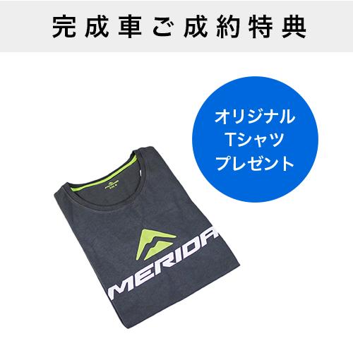 MERIDA ( メリダ ) ブランドキャラバン 特典 Tシャツ
