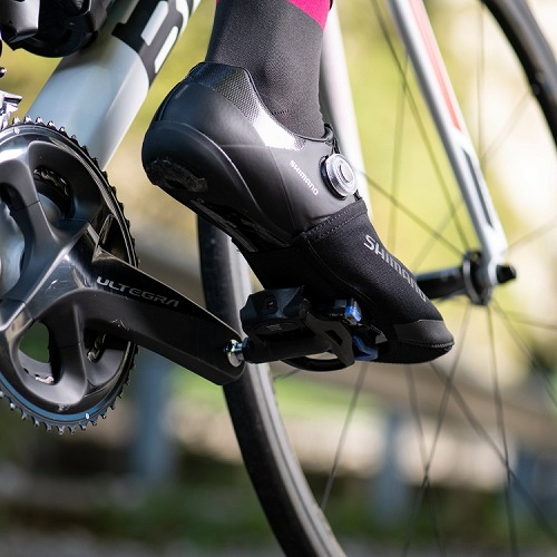 Shimano T1100R Toe Cover Size Option Black