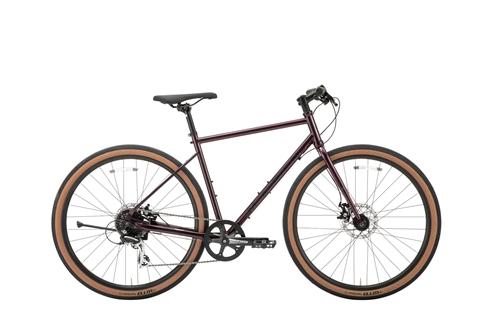 MARIN ( マリン ) クロスバイク NICASIO SE ( 二カシオ SE ) グロス イリディセント 52