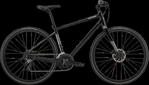 CANNONDALE ( キャノンデール ) クロスバイク Quick Disc 3 クイック ディスク 3 BPL - ブラックパール LG