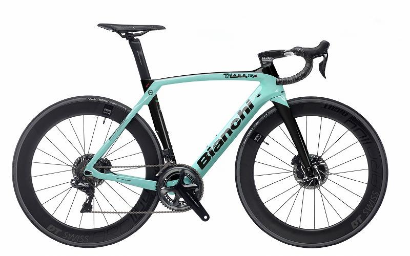 BIANCHI ( ビアンキ ) OLTRE ( オルトレ ) XR4 CV ULTEGRA-Di2 ロードバイク 5K-CK16 ( チェレステ ) / ブラックフルグロッシー