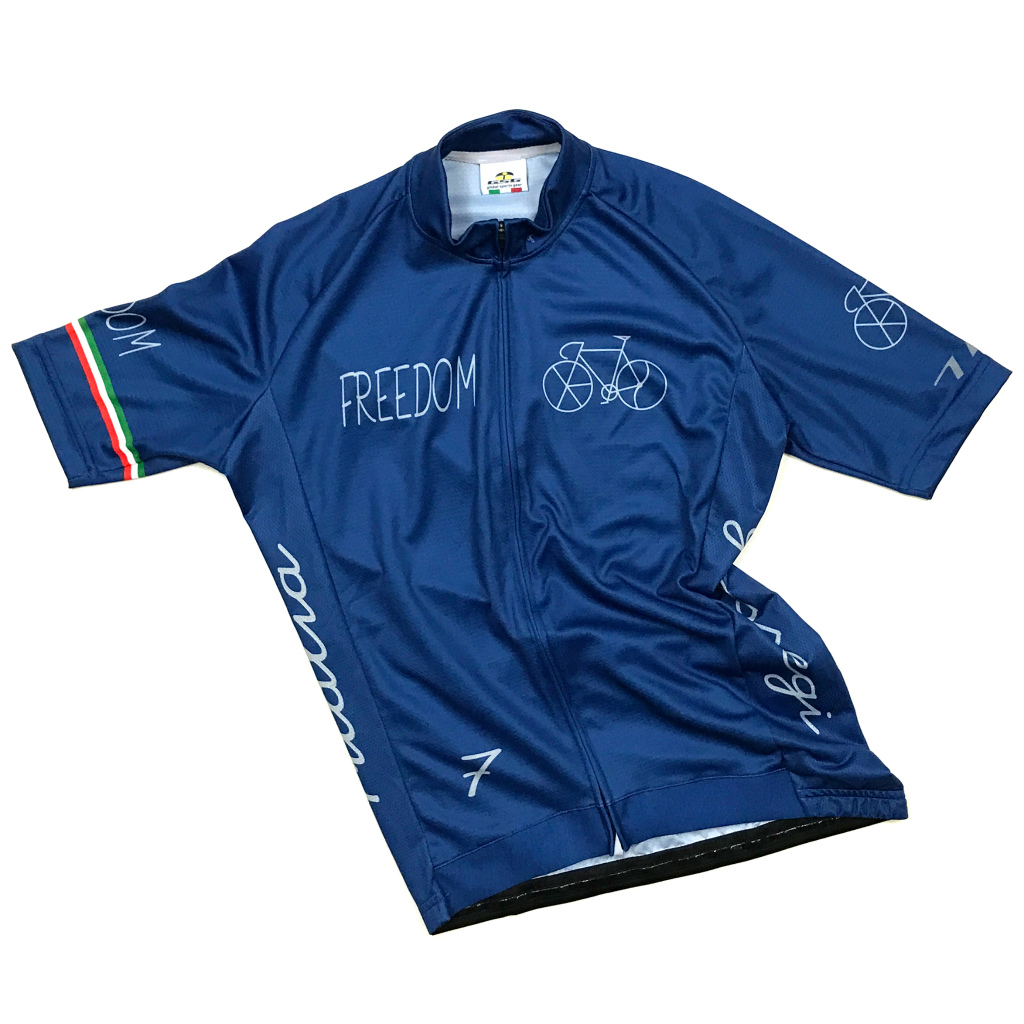 17SS FREEDOM BICYCLE JSY