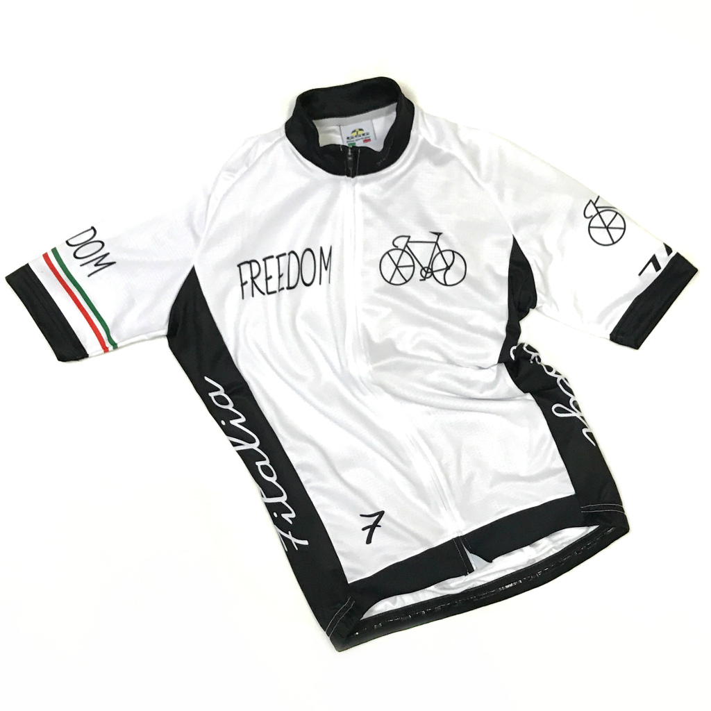 7ITA 17SS FREEDOM BICYCLE JSY