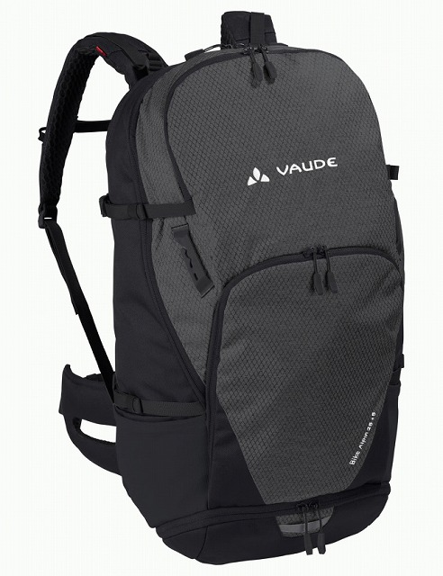VAUDE ( ファウデ ) BIKE ALPIN ブラック 25+5リットル