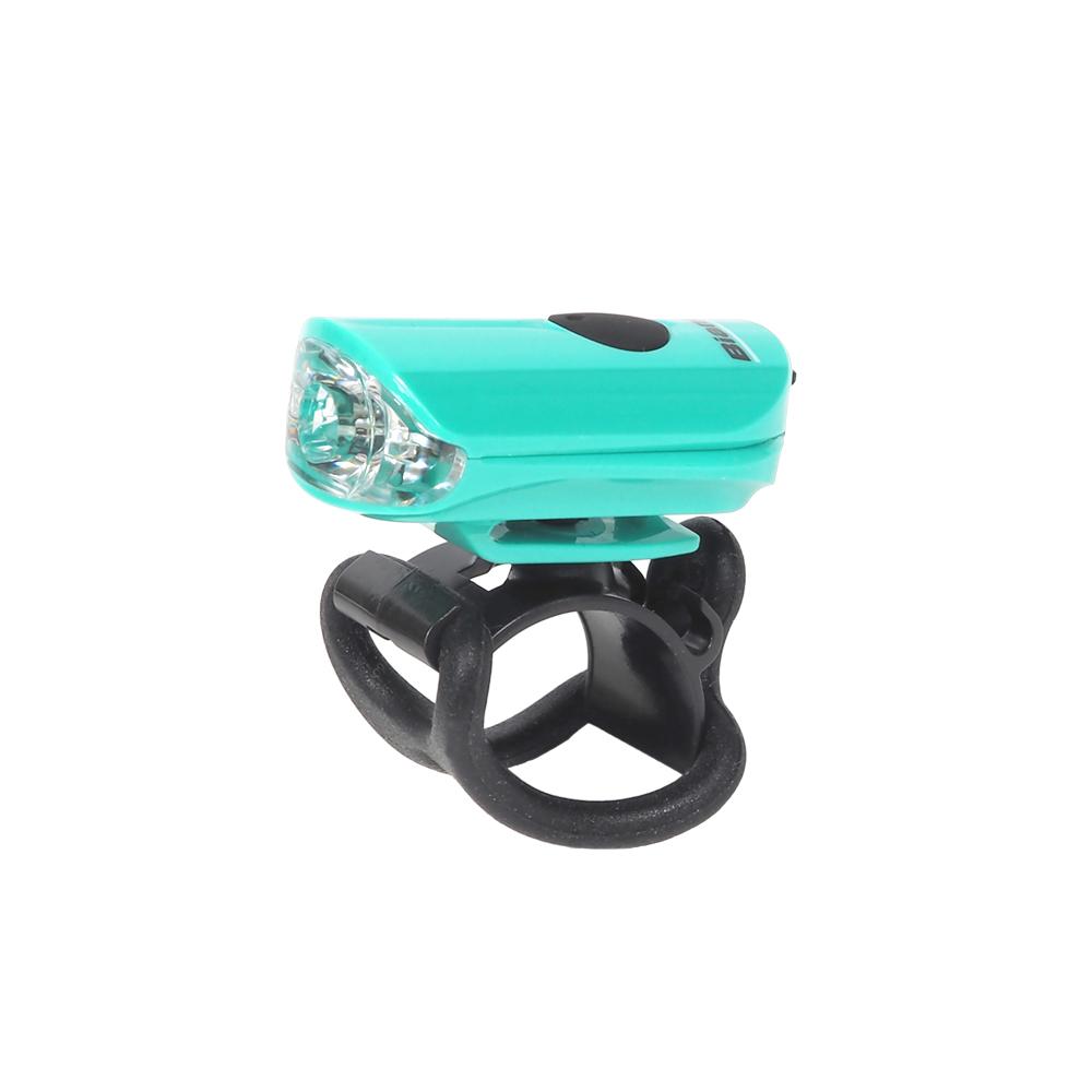 【 オンライン限定 】 BIANCHI ( ビアンキ ) フロントライト USBコンパクトライト C フロント チェレステ
