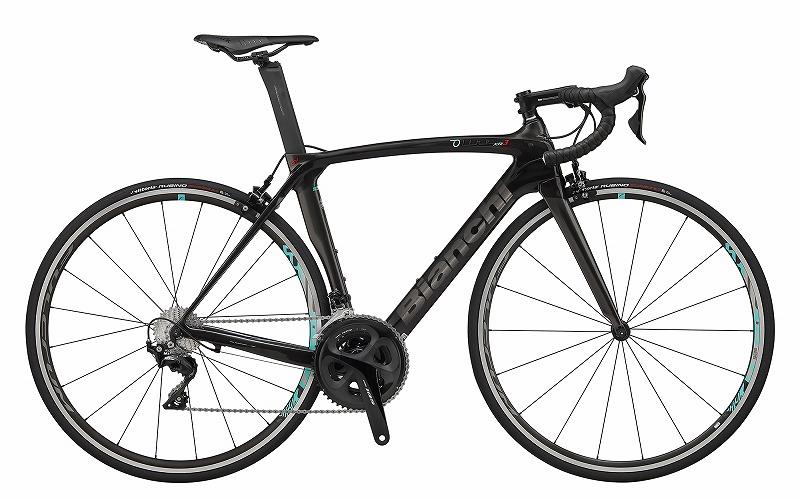 BIANCHI ( ビアンキ ) OLTRE ( オルトレ ) XR3 CV ULTEGRA ロードバイク ブラック/グラファイト