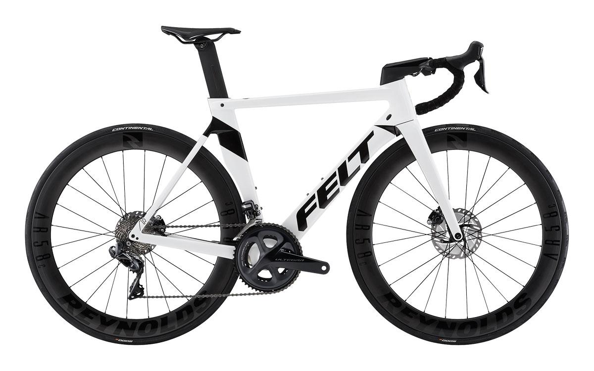 FELT ( フェルト ) ロードバイク AR ADVANCED ULTEGRA DI2 ( AR アドバンスド アルテグラ DI2 ) ホワイト 540