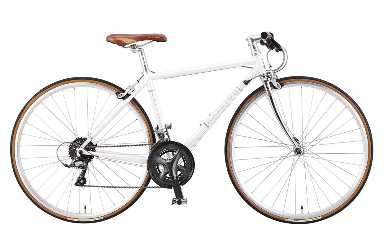 RALEIGH ( ラレー ) クロスバイク RADFORD CLASSIC ( ラドフォード クラシック ) ホワイト 550