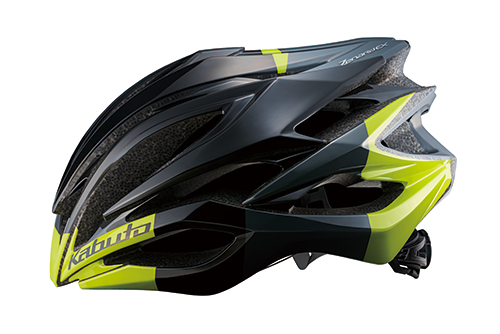 OGK KABUTO ( オージーケーカブト ) ヘルメット ZENARD-EX ブラック / グリーン S/M