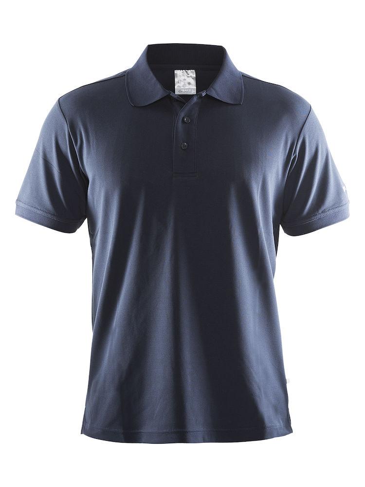 CRAFT ( クラフト ) POLO SHIRTS PIQUE CLASSIC ( ポロシャツ ピケ クラシック ) ネイビー S