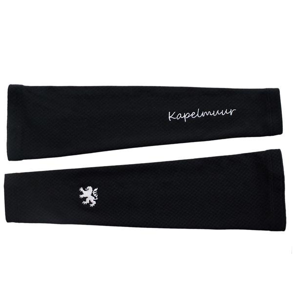 KAPELMUUR ( カペルミュール ) スーパールーベ アームウォーマー カーボンチェック XL