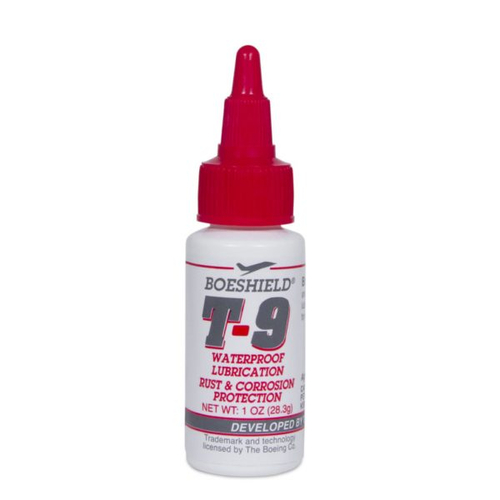BOESHIELD ( ボーシールド ) オイル T-9 腐食保護防水潤滑剤 リキッド 1OZ