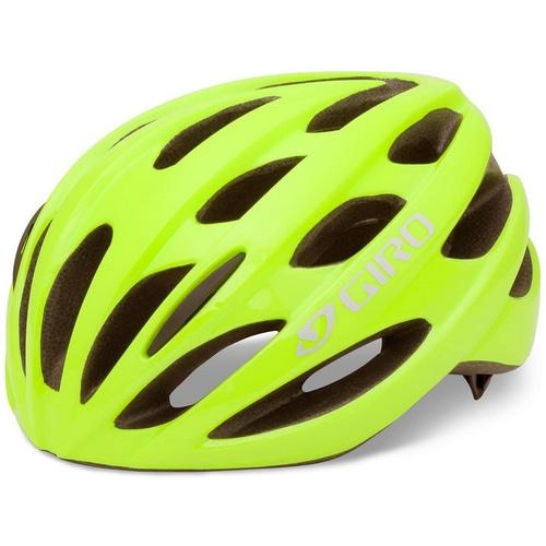GIRO ( ジロ ) スポーツヘルメット TRINITY WF ( トリニティ ワイドフィット ) ハイライト イエロー 54-61cm