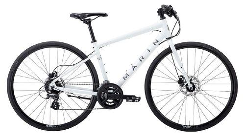 MARIN ( マリン ) クロスバイク CORTE MADERA DISC SE ( コルトマデラ ディスク SE ) グロス ホワイト XS/15