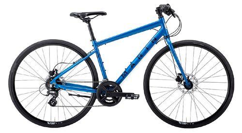 【GW特典】 MARIN ( マリン ) クロスバイク CORTE MADERA DISC SE ( コルトマデラ ディスク SE ) グロス ブルー XS/15