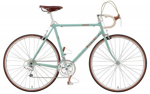BIANCHI ( ビアンキ ) ロードバイク SELVINO CAMPAGNOLO VELOCE ( セルヴィーノ カンパニョーロ ベローチェ ) チェレステ クラシコ 51