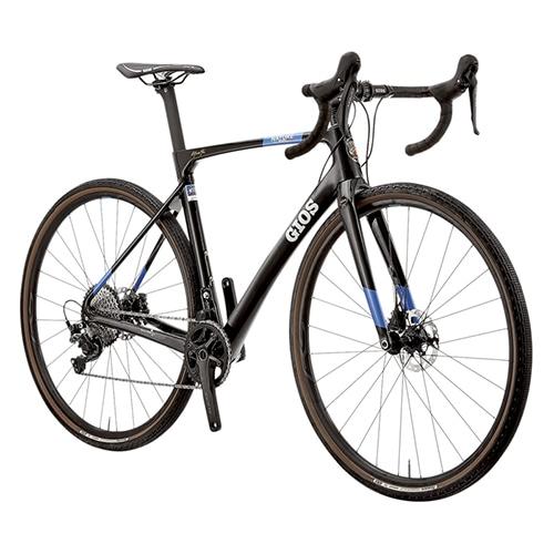 GIOS ( ジオス ) ロードバイク NATURE CARBON GRX ( ナチュール カーボン GRX ) ブラック 510