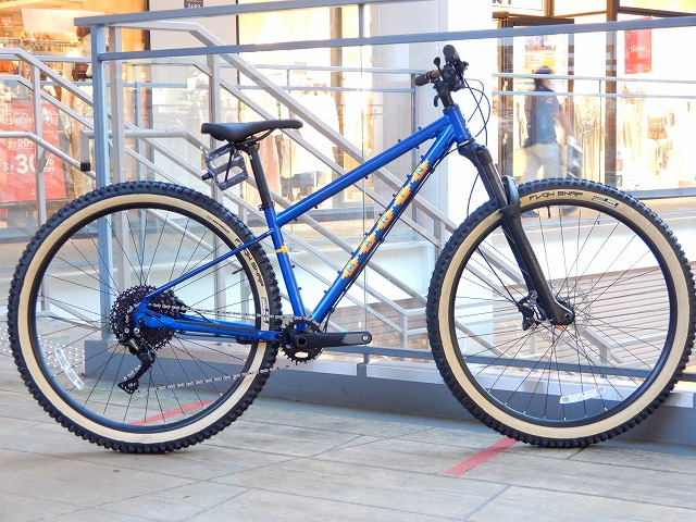 MARIN ( マリン ) マウンテンバイク 2020 PINE MOUNTAIN-1 ネイビー/イエロー S