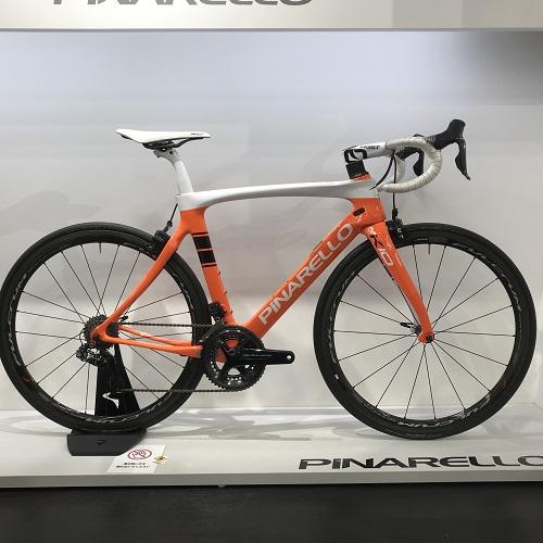 PINARELLO ( ピナレロ ) ロードバイク DOGMA K10/R9150 ( ドグマ K10 R9150 ) 701ホワイトオレンジ 530(適正身長173〜178cm前後)