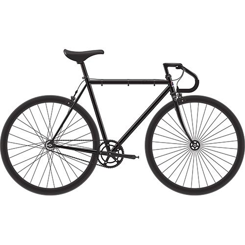 FUJI ( フジ ) トラックバイク FEATHER ( フェザー ) ワイズロード限定モデル グロス ブラック 49