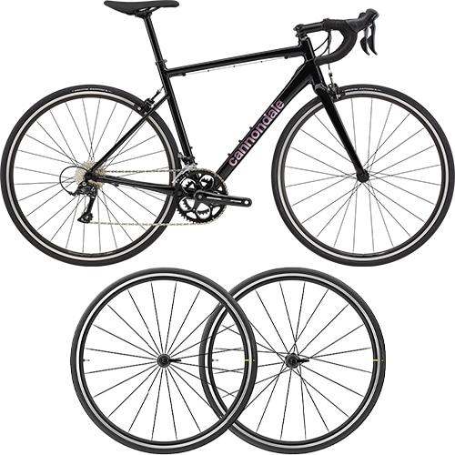 CANNONDALE ( キャノンデール ) ロードバイク CAAD OPTIMO 3 AKSIUM ELITE EVO UST セット ( キャド オプティモ 3 アクシウム エリート エヴォ UST ) ブラック