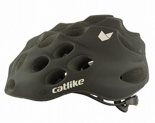 CATLIKE ( キャットライク ) ヘルメット WHISPER EVO ( ウィスパー エボ ) ブラック L