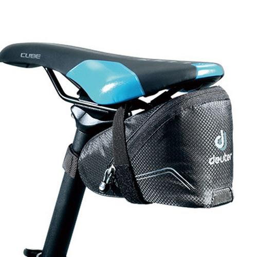 DEUTER ( ドイター ) サドルバッグ バイクバッグ�T ブラック