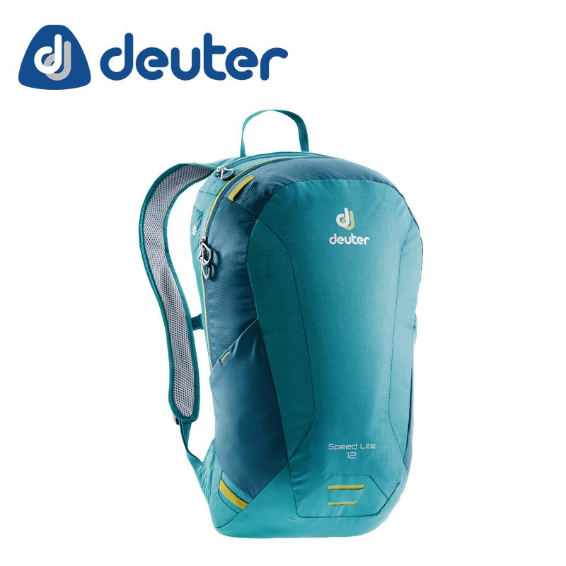 DEUTER ( ドイター ) バックパック スピードライト 12 ペトロール - アークティック ( ブルー )