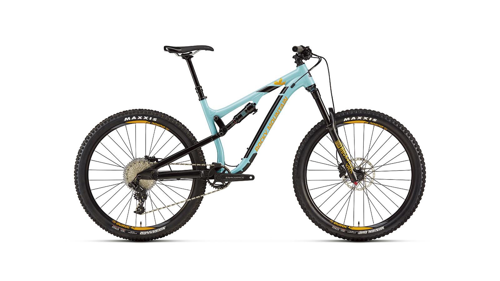 ROCKY MOUNTAIN BICYCLES ( ロッキーマウンテンバイシクルズ ) マウンテンバイク ALTITUDE A30 ブルー/ブラック MD