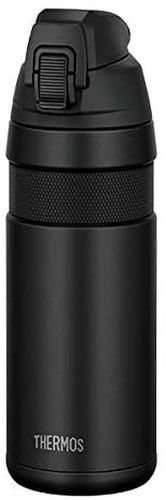 【オンライン限定特価】 THERMOS ( サーモス ) ボトルFJF-580 真空断熱ケータイマグ ブラック 580ML