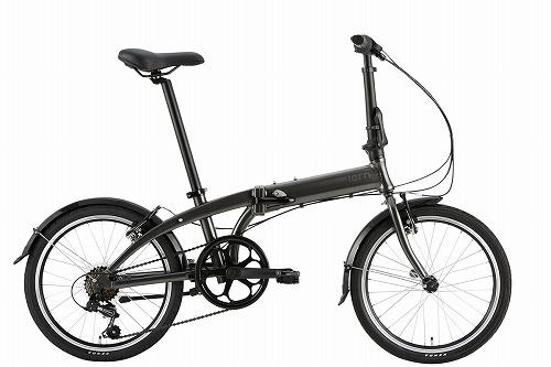 TERN ( ターン ) 折りたたみ自転車 LINK ( リンク ) A7 ガンメタル / ダーク グレー