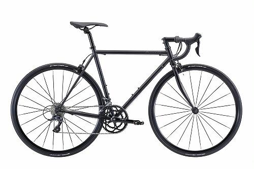 FUJI ( フジ ) ロードバイク BALLAD OMEGA ( バラッド オメガ ) マット ブラック 58