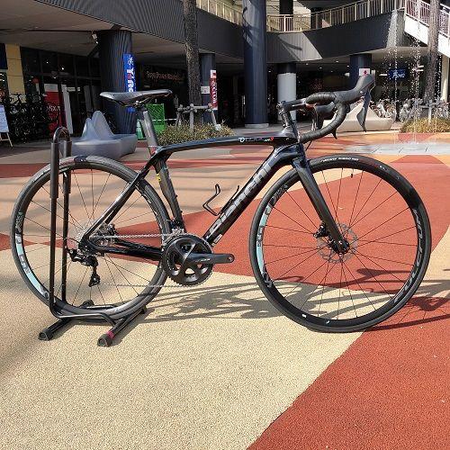 BIANCHI ( ビアンキ ) OLTRE ( オルトレ ) XR3 CV ディスク 105 ロードバイク ブラック/グラファイト 50