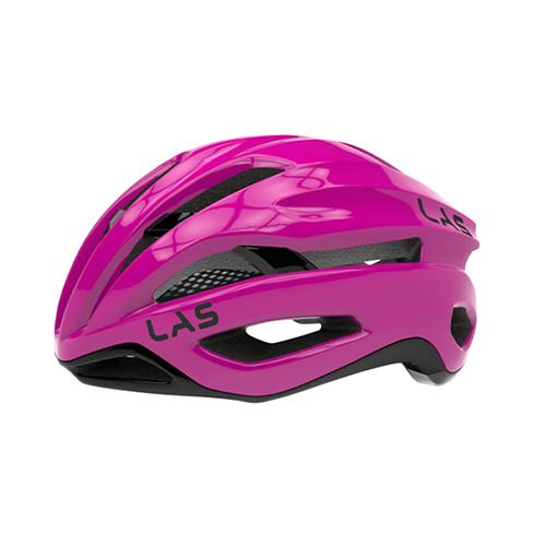 LAS ( ラス ) スポーツヘルメット VIRTUS ( ヴィルトゥス ) ピンク/ブラック S