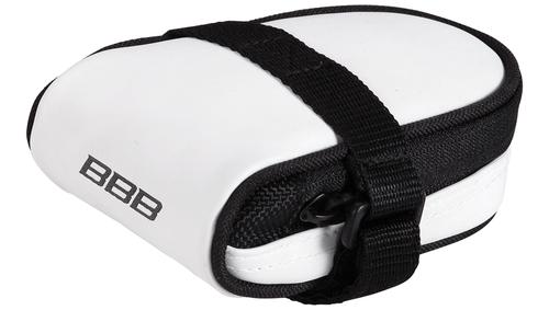 BBB ( ビービービー ) サドルバッグ レースパック BSB-14 マットホワイト