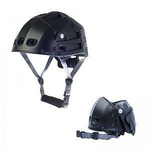 OVERADE ( オーバーレイド ) ヘルメット PLIXI FIT ( プリクシィ フィット ) ブラック