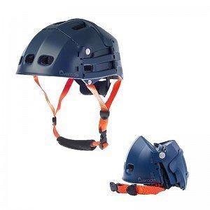 OVERADE ( オーバーレイド ) ヘルメット PLIXI FIT ( プリクシィ フィット ) ブルー