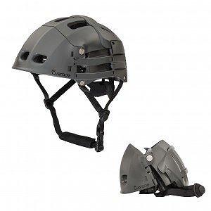 OVERADE ( オーバーレイド ) ヘルメット PLIXI FIT ( プリクシィ フィット ) グレー
