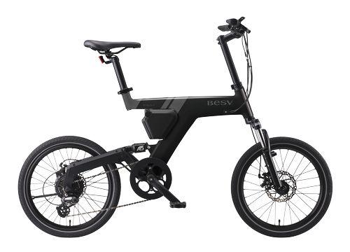 BESV ( ベスビー ) e-バイク PSA1 ブラック