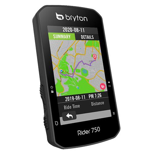 BRYTON ( ブライトン ) GPS サイクルコンピューター RIDER750E 本体のみ