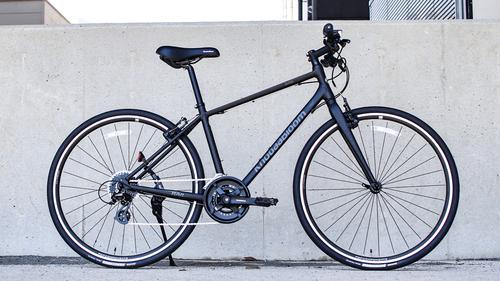 KHODAABLOOM ( コーダ—ブルーム ) クロスバイク RAIL ACTIVE ( レイル アクティブ ) ワイズロード限定カラー ブラック