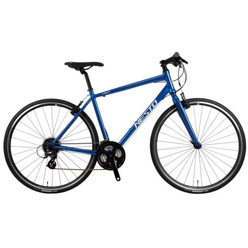 NESTO ( ネスト ) クロスバイク LIMIT 2 ( リミット 2 ) ブルー