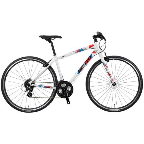 NESTO ( ネスト ) クロスバイク LIMIT 2 ( リミット 2 ) カモフラージュホワイト