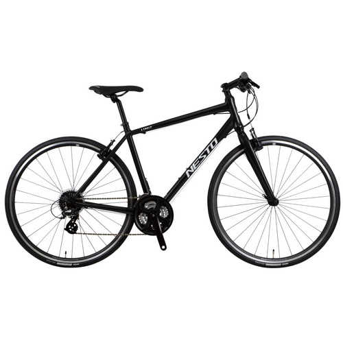 NESTO ( ネスト ) クロスバイク LIMIT 2 ( リミット 2 ) マットブラック