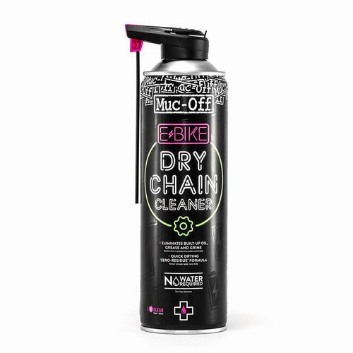 MUC-OFF ( マックオフ ) クリーナー eBIKE DRY CHAIN CLEANER 500ml