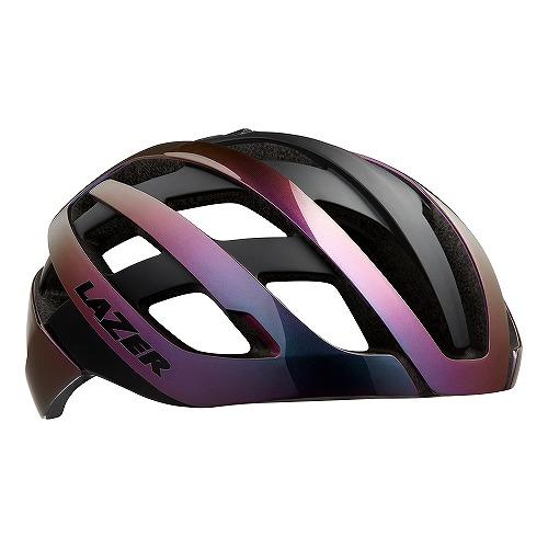 【限定モデル 】 LAZER ( レーザー ) ヘルメット GENESIS AF ( アジアンフィット ) パープル ヘイズ S ( 52-56cm )