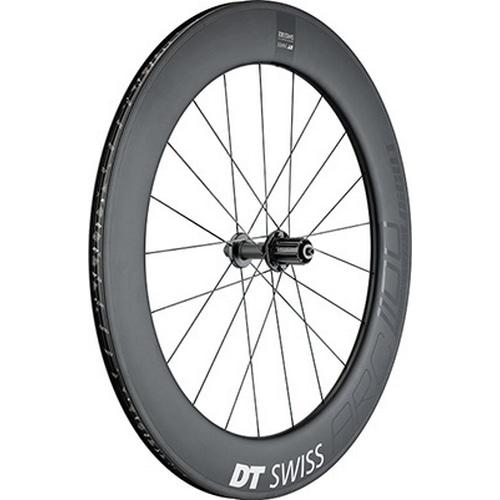 DT SWISS ( ディーティースイス ) ロードバイク用リムホイール ARC 1100 Dicut 80 リア
